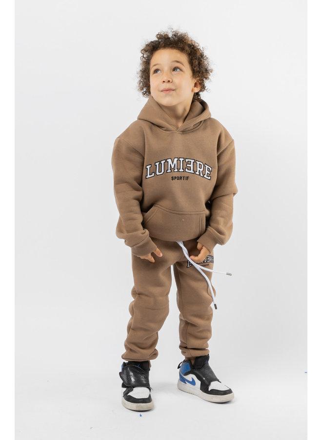 Lumi3re Sportif Kids Mocca