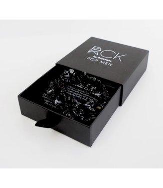ROCKSTYLE Men - Onyx & Obsidian
