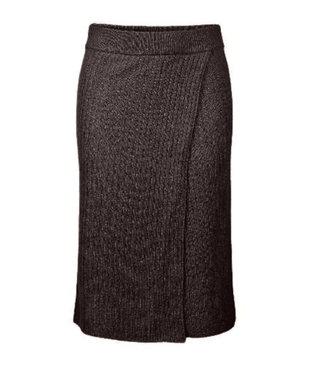 PIECES Suna High Waist Knitted Skirt