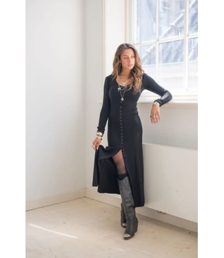MOOST WANTED knitted dress Rory black