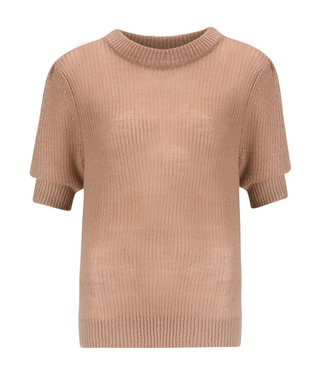 Ydence Knitted top krista soft pink