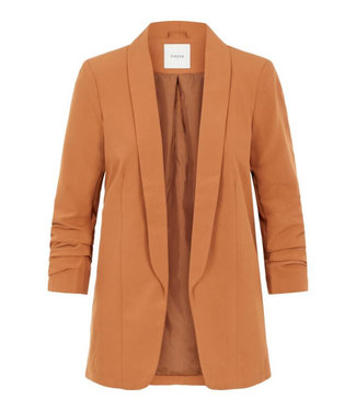 PIECES Boss Blazer Roest