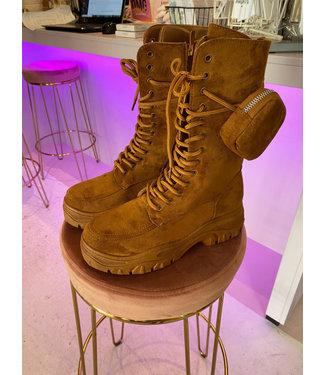 Rumah Long camel Boots