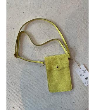TEATRO FASHION Little bag yellow