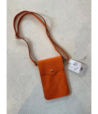 TEATRO FASHION Little bag Orange