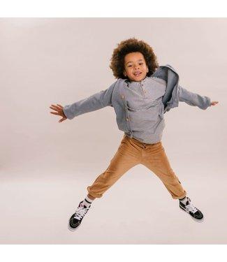 NO LABELS No labels kidswear stripe longsleeve