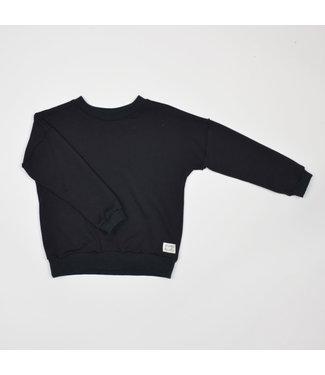 NO LABELS sweater zwart