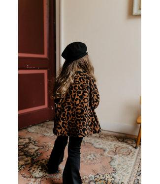 Little Lo Blouse leopard maat 110/116