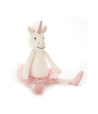 JELLYCAT Dancing unicorn small 23cm