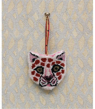 DOING GOODS Pinky Leopard Club Hanger