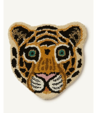 DOING GOODS Looney Leopard Head Rug