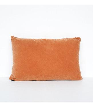 UNC Vintage velvet - oranje
