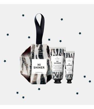 The Giftlabel Christmas Ornament - Hi Shiner