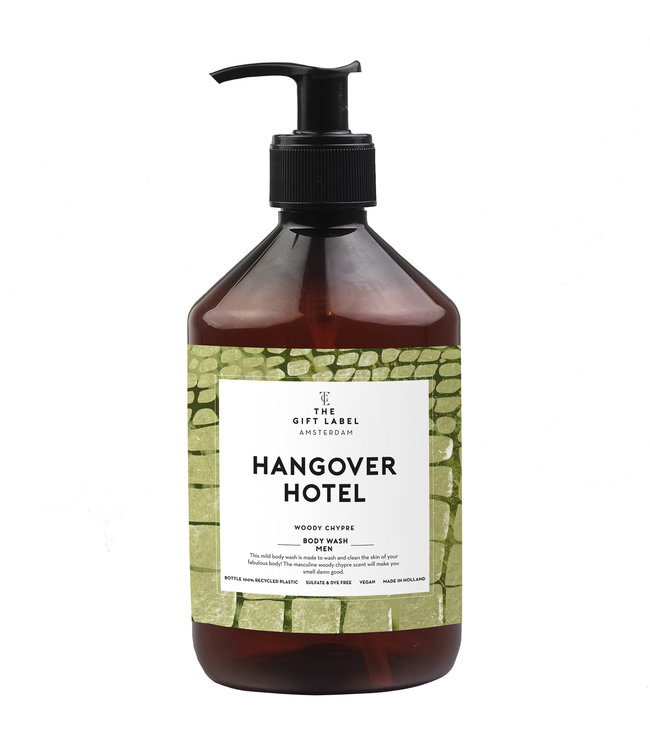 The Giftlabel Body Wash Men - Hangover Hotel