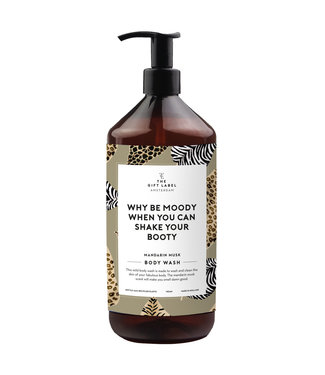 The Giftlabel Body Wash - Why Moody