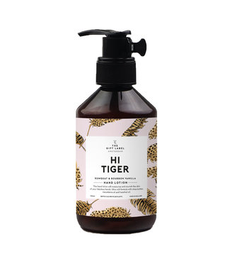 The Giftlabel Hand Lotion - Hi Tiger