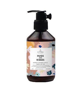 The Giftlabel Hand Lotion -  Hugs And Kisses