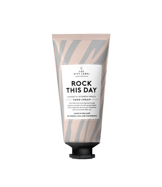 The Giftlabel Hand Cream Tube - Rock This Day