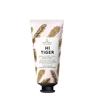 The Giftlabel Hand Cream Tube - Hi Tiger