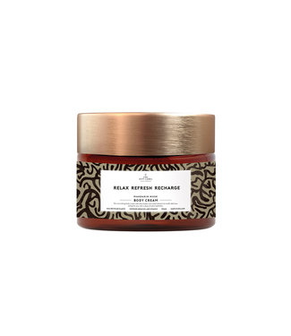 The Giftlabel Body cream - Mandarin Musk - Relax refresh recharge
