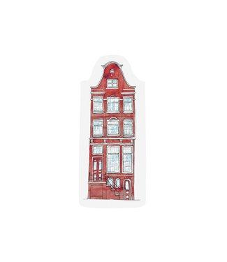 The Giftlabel Kaart House