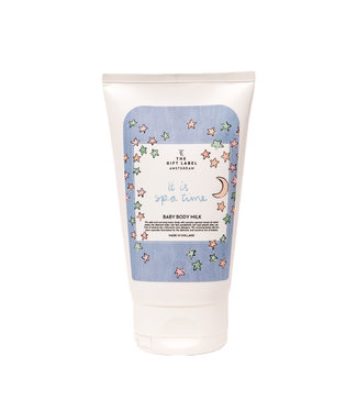 The Giftlabel Baby Body Milk - It Is Spa Time