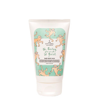 The Giftlabel Baby Body Milk - Oh Baby You Smell So Good