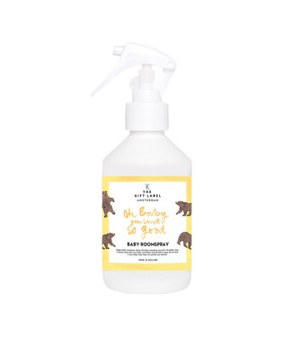 The Giftlabel Baby Roomspray - Oh Baby You Smell So Good