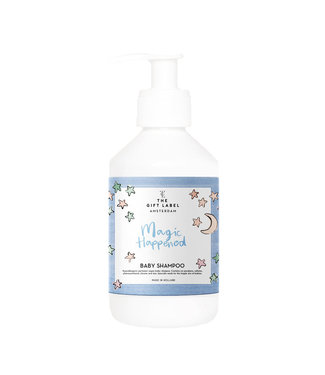 The Giftlabel Baby shampoo  - Magic Happened