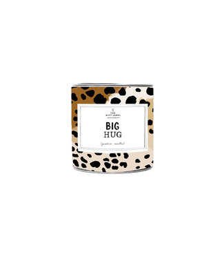 The Giftlabel Candle In Tin Small - Big Hug