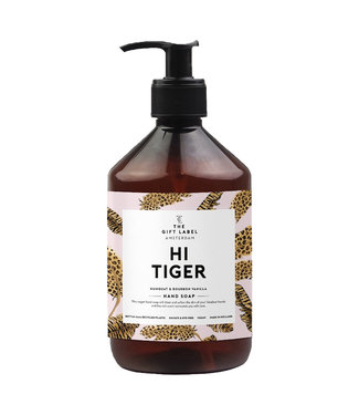 The Giftlabel Hand Soap - Hi Tiger