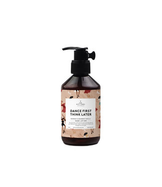 The Giftlabel Hand lotion - Dance First Think Later