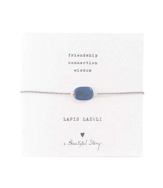 A BEAUTIFUL STORY Lapis Lazuli
