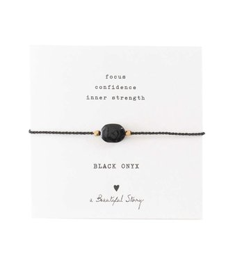 A BEAUTIFUL STORY Black Onyx