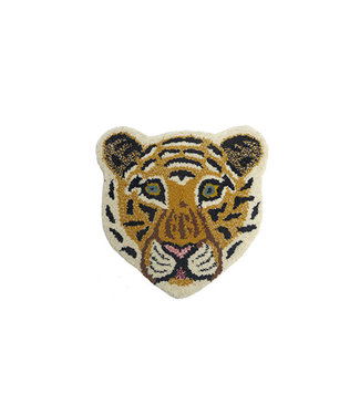 DOING GOODS Cloudy Tiger head Rug