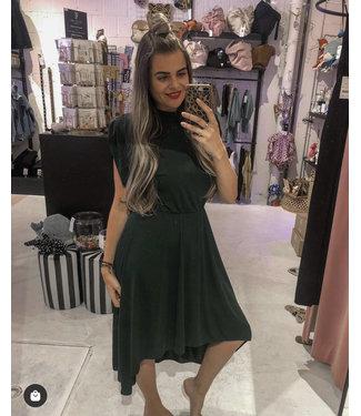 KIKISIX Abito dress groen