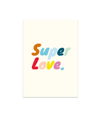 Studio Stationery Super love