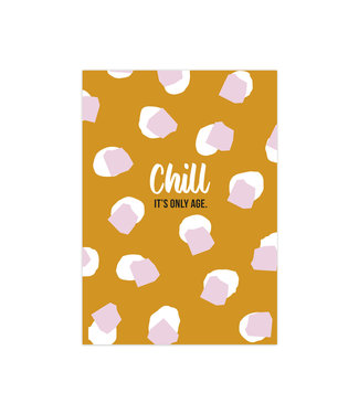 Studio Stationery Chill its only age
