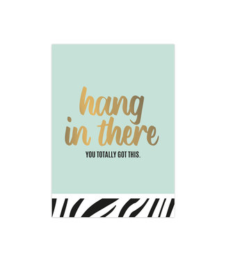Studio Stationery Hang in there