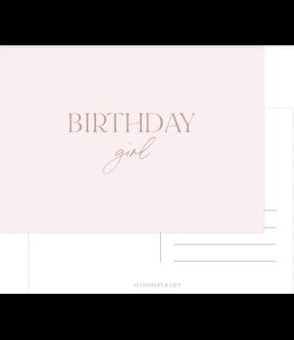 Stationery & Gift Birthday girl