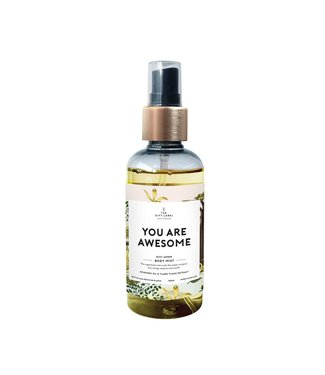 The Giftlabel Body Mist - You Are Awesome