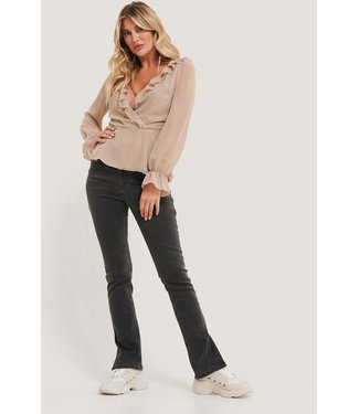 NAKD Skinny Jeans With Slit