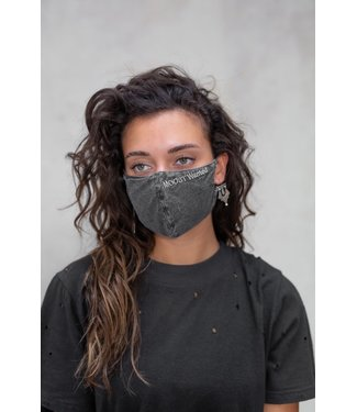 MOOST WANTED Moost wanted mask grey washed