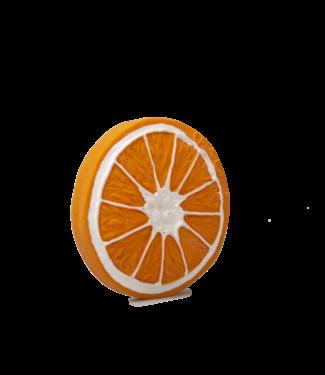 OLI & CAROL Bijt en badspeeltje - Clementino the Orange