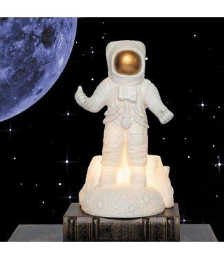 LOCO LAMA Kids Table Lamp Astronaut