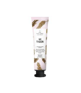 The Giftlabel Lipbalm Tube - Hi Tiger