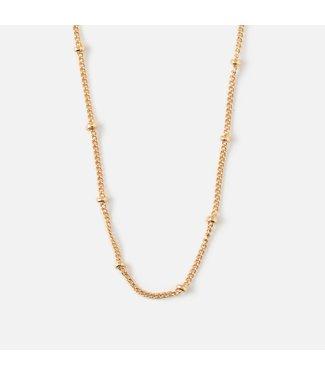 Orelia Satellite Chain Necklace