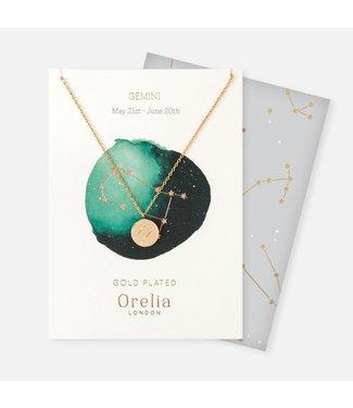 Orelia Horoscoop ketting Tweelingen (21mei-20 juni)