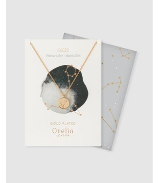 Orelia Constellation Pisces Gift