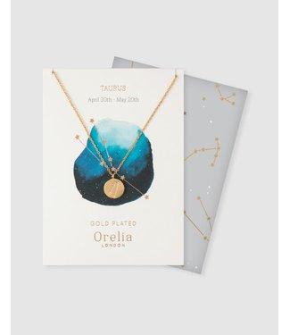 Orelia Horoscoop ketting Stier (20 april - 20 mei)